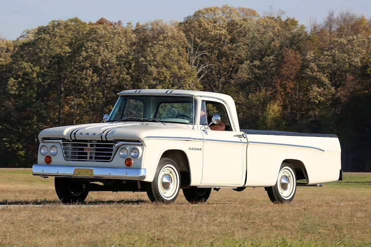 12 100 Years Of Dodge Trucks Dodge 100 8 1964 Cstm Spts Special