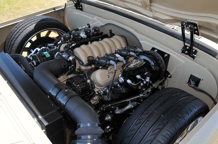 1968 Chevy C 10 Farm Truck Version 2 0 Engine