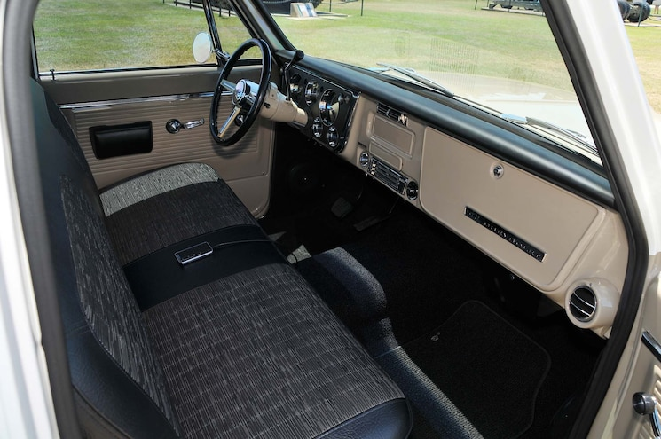 1968 Chevy C 10 Farm Truck Version 2 0 Interior
