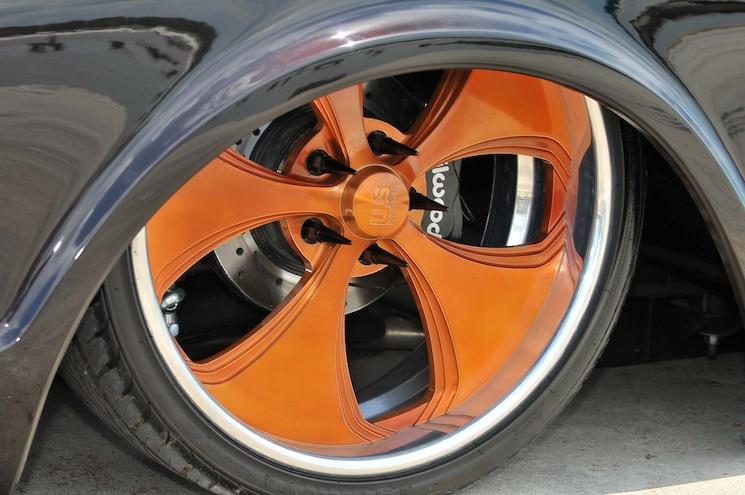 1969 Chevy C10 Texas LoHorn Wheel