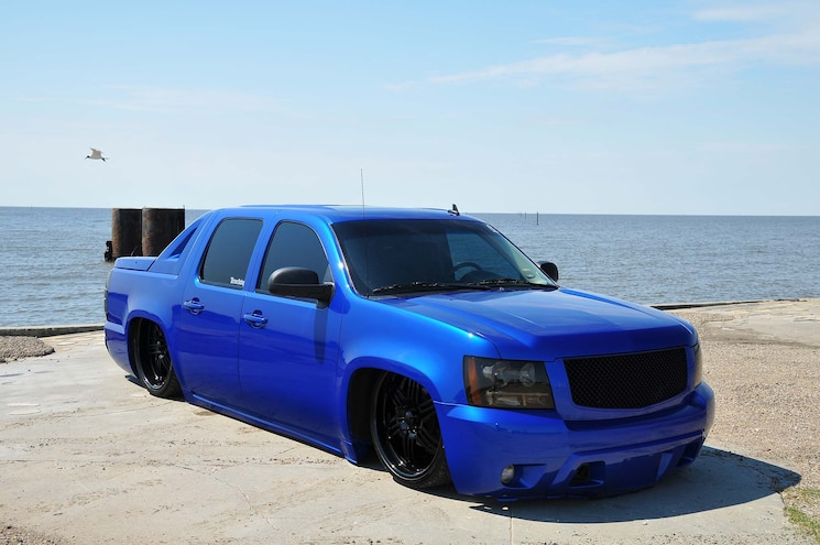 2012 Chevrolet Avalanche- EvolAvy