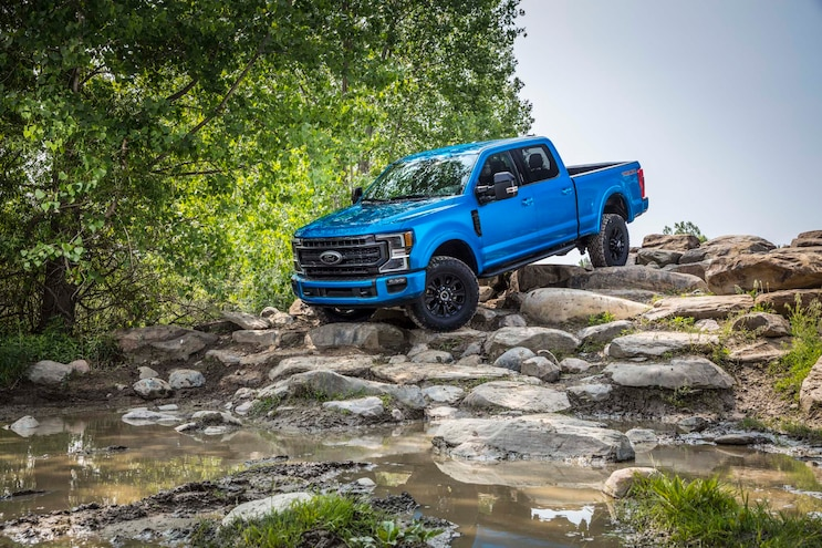 First Look – 2020 Ford F-Series Super Duty Tremor