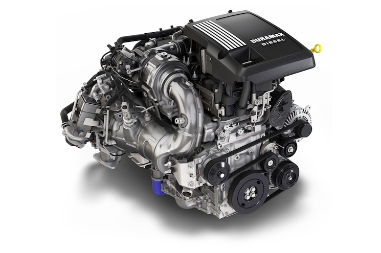 2020 General Motors Duramax I 6