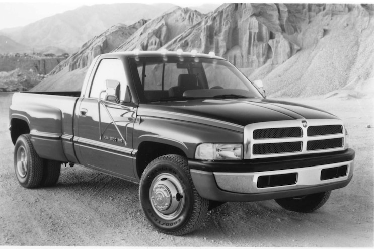 27 100 Years Of Dodge Trucks Dodge 100 18b 1994 Dg Ram 3500