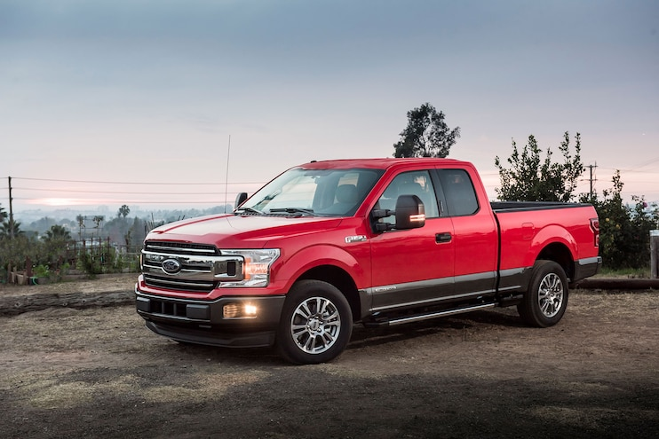 Ford Expands Diesel Availability to F-150 XLT