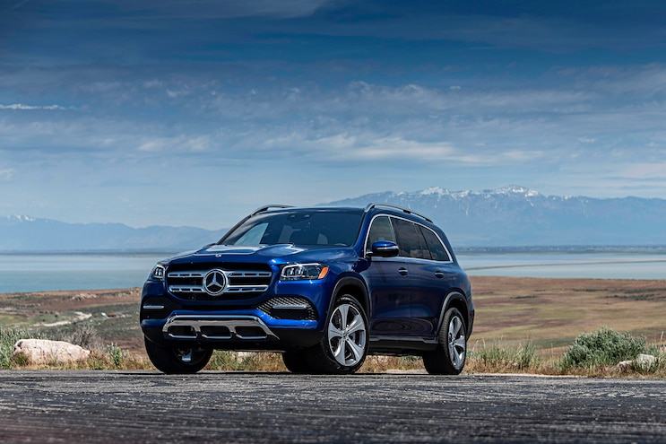First Drive: 2020 Mercedes-Benz GLS-Class