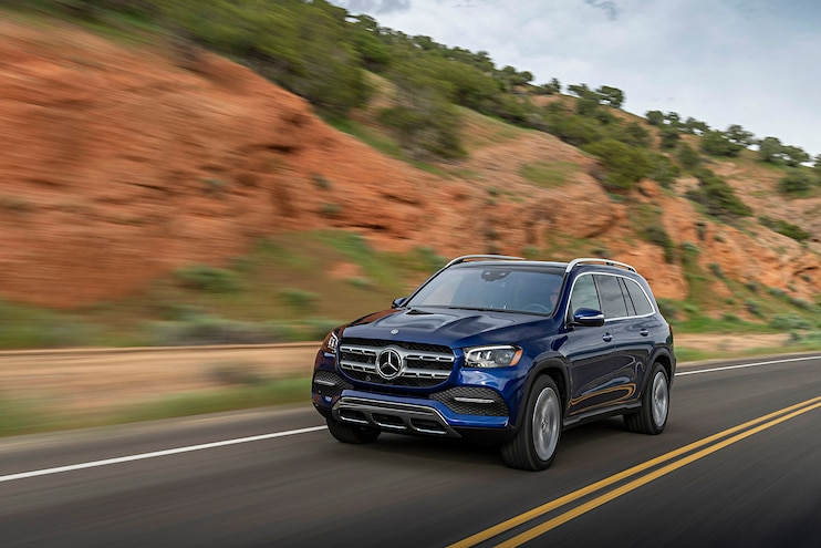 First Drive 2020 Mercedes Benz GLS 450