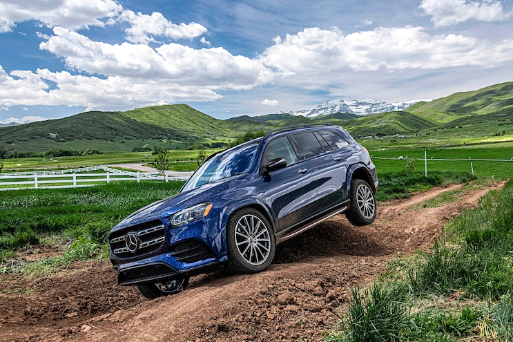 First Drive 2020 Mercedes Benz GLS Off Road