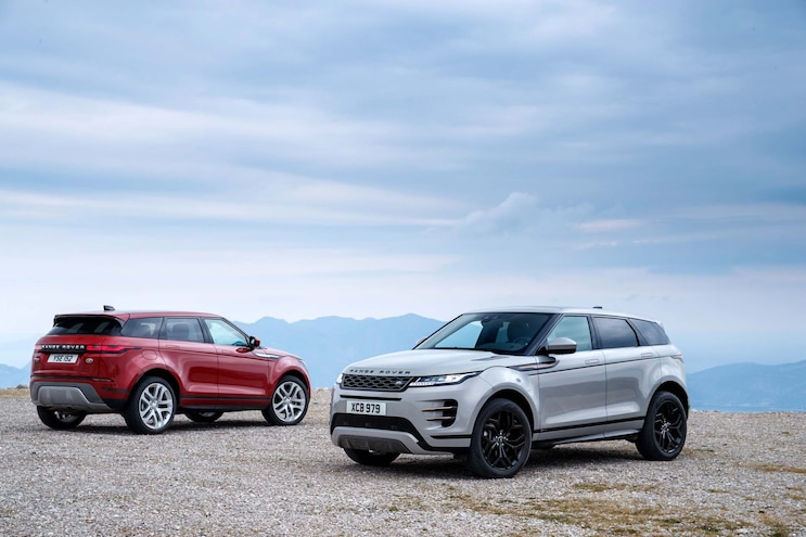 First Drive: 2020 Range Rover Evoque