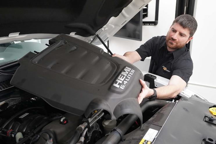 Installing Procharger On Ram 2500 03