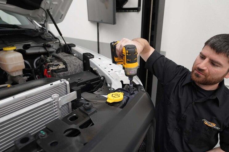 Installing Procharger On Ram 2500 05