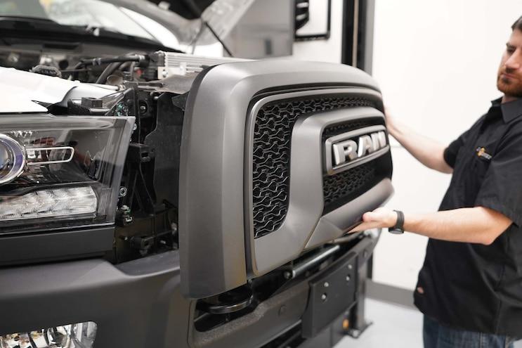 Installing Procharger On Ram 2500 06