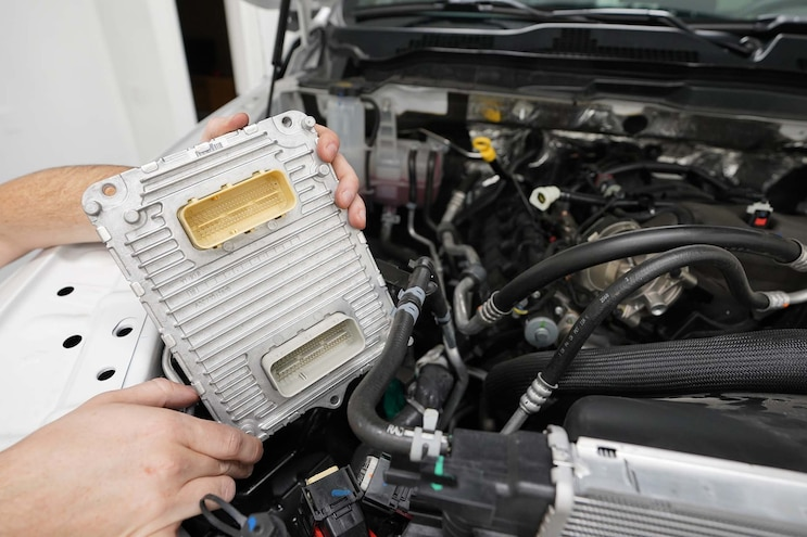 Installing Procharger On Ram 2500 07