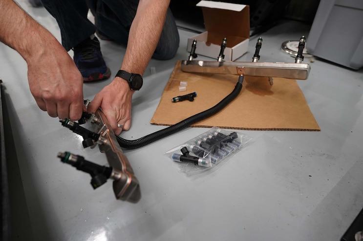 Installing Procharger On Ram 2500 14