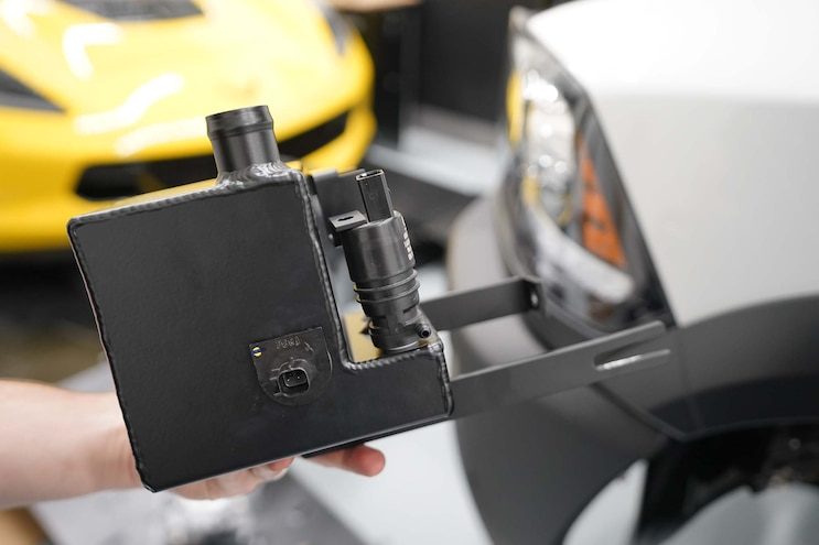 Installing Procharger On Ram 2500 19