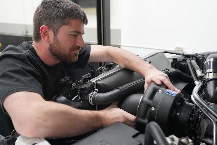 Installing Procharger On Ram 2500 23