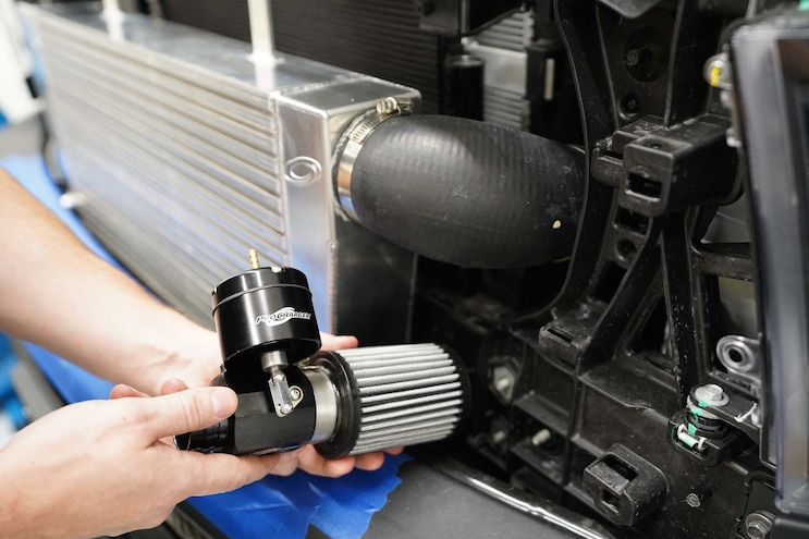 Installing Procharger On Ram 2500 26