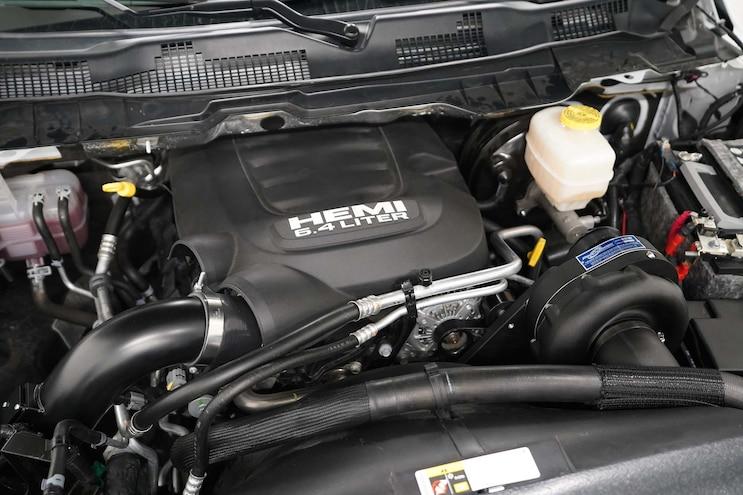 Installing Procharger On Ram 2500 29