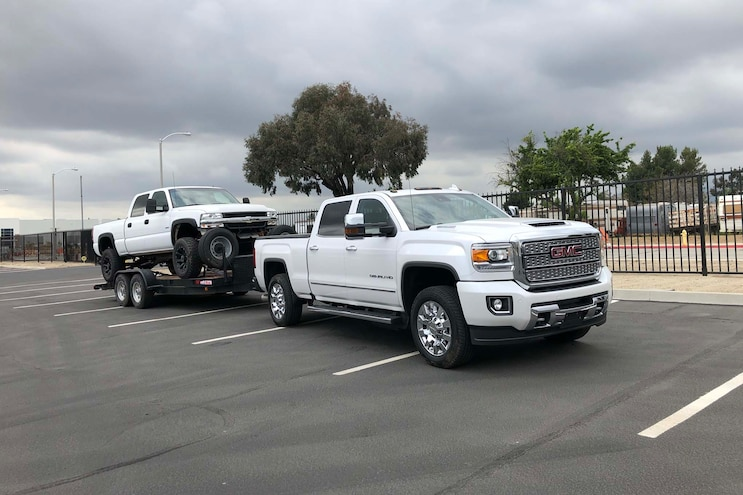 Long-Term Report 3: 2018 GMC Sierra 2500HD Denali