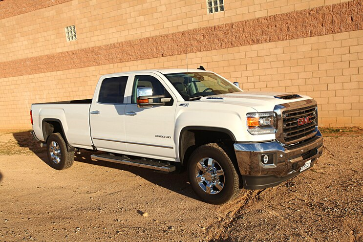 Toys For Trucks Lifts A 2018 Sierra HD 001