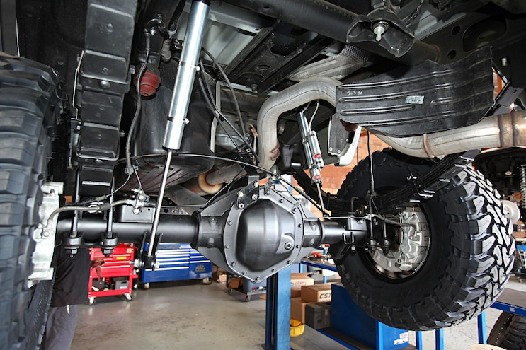 Toys For Trucks Lifts A 2018 Sierra HD 043