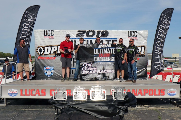 101 Ultimate Ucc Drag 3rd