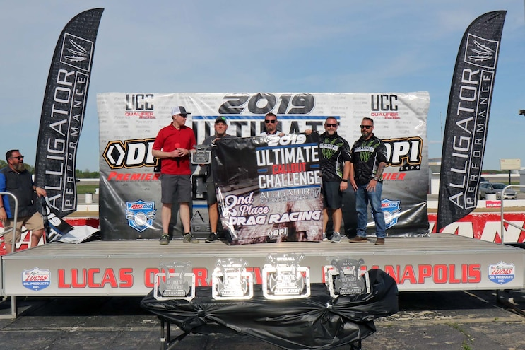 102 Ultimate Ucc Drag 2nd