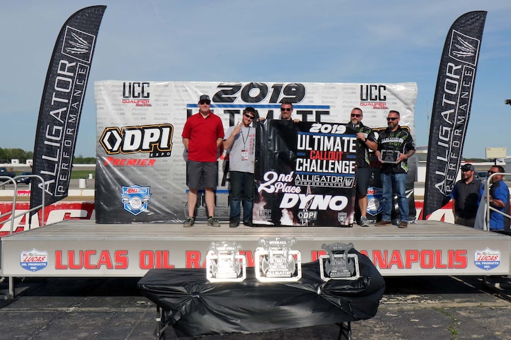 105 Ultimate Ucc Dyno 2nd