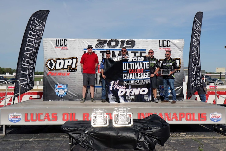 106 Ultimate Ucc Dyno 1st