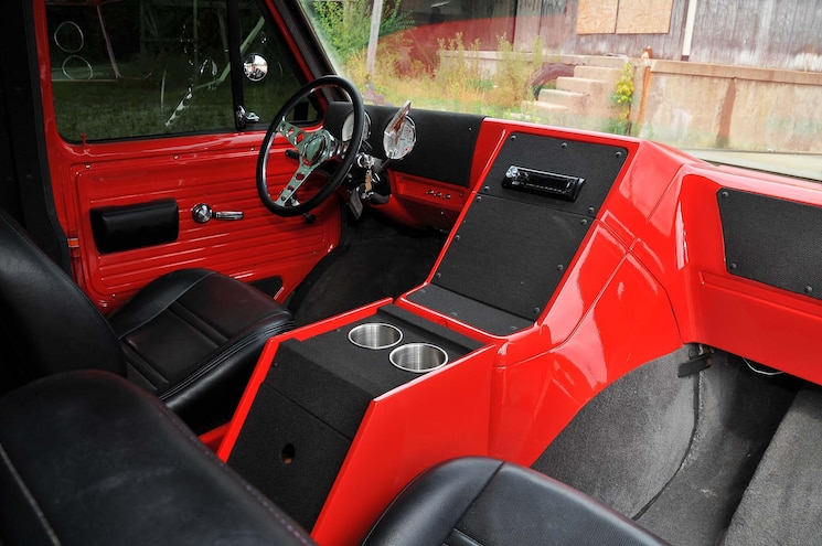 1983 Chevy G 20 Night Stalker 2 Interior