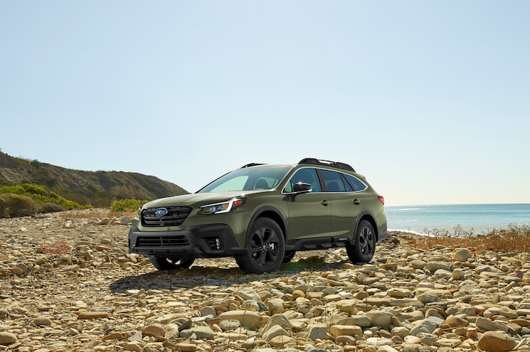 2020 Subaru Outback Pricing Announced Crossover Starts At