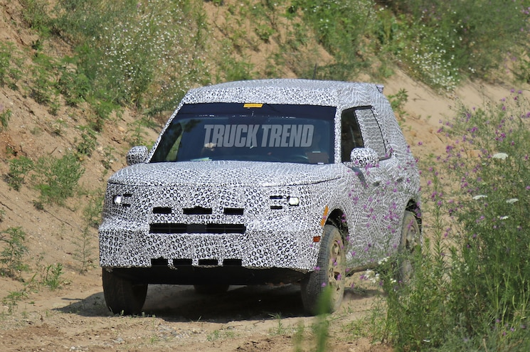 SPIED: 2021 Ford Baby Bronco – Called the Adventurer or Bronco Scout?