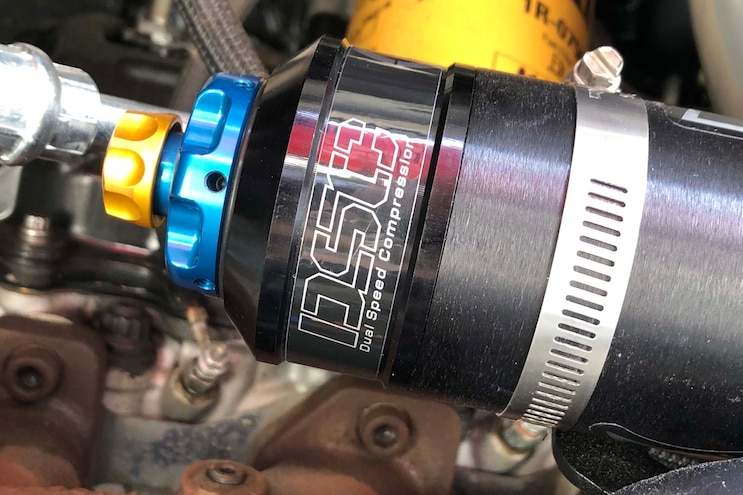 BDS GM 2500 3500HD Lift Install Part 2 011