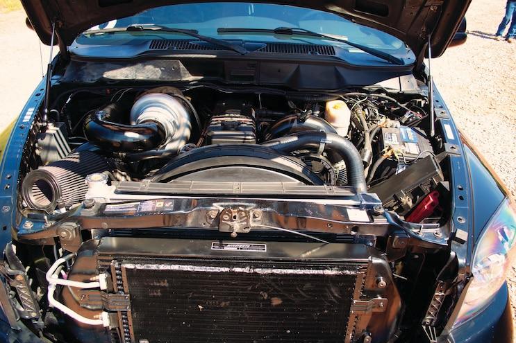 DPC2019 Competitor Andrew Mccane Engine