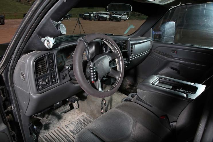 DPC2019 Competitor Kody Pulliam Interior