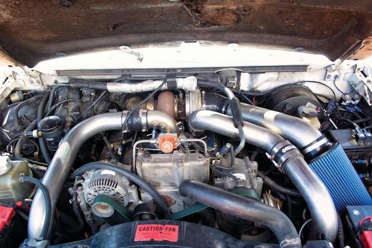 DPC2019 Competitor Matt Maier Engine