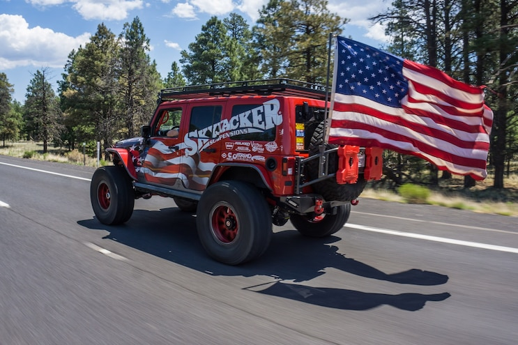 Happy Independence Day 2019 from the Truck Trend Network!