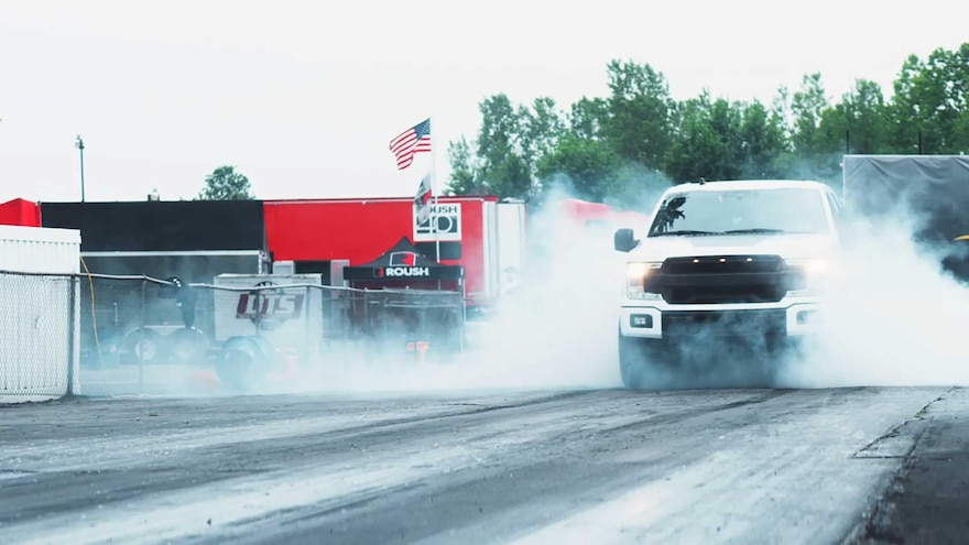 2019 Roush Nitemare is the Quickest Production Truck