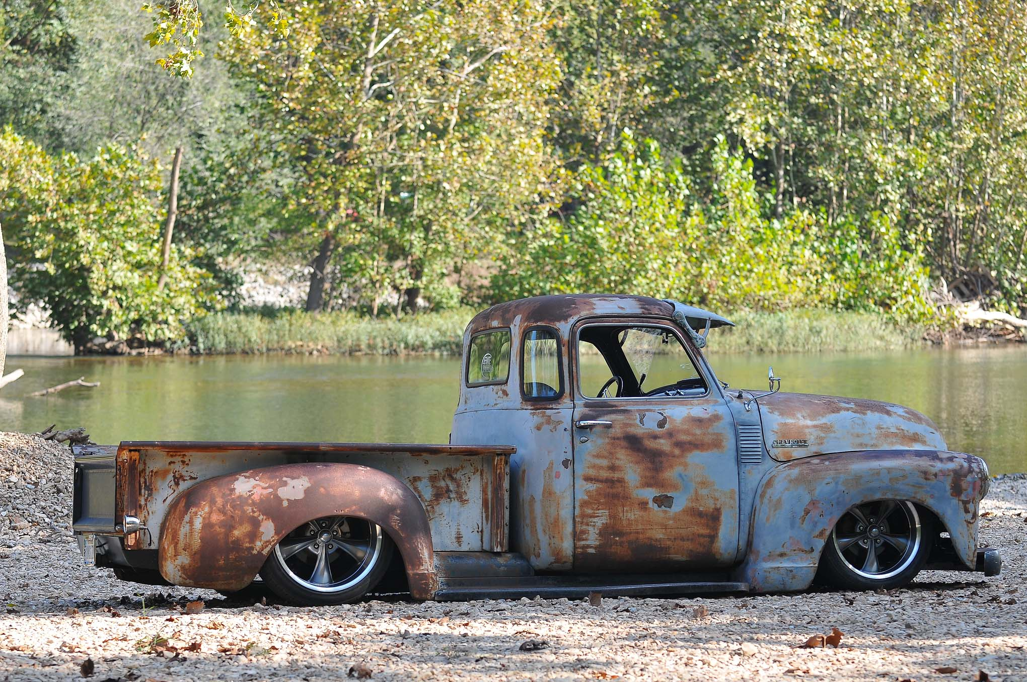 Busted Knuckles 1948 Chevy 3100 Toys For Tya