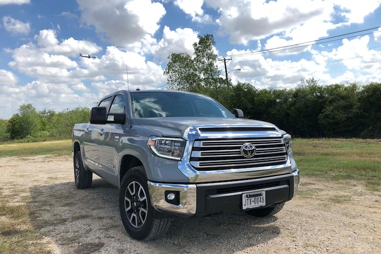 Daily Driven: 2018 Toyota Tundra Limited