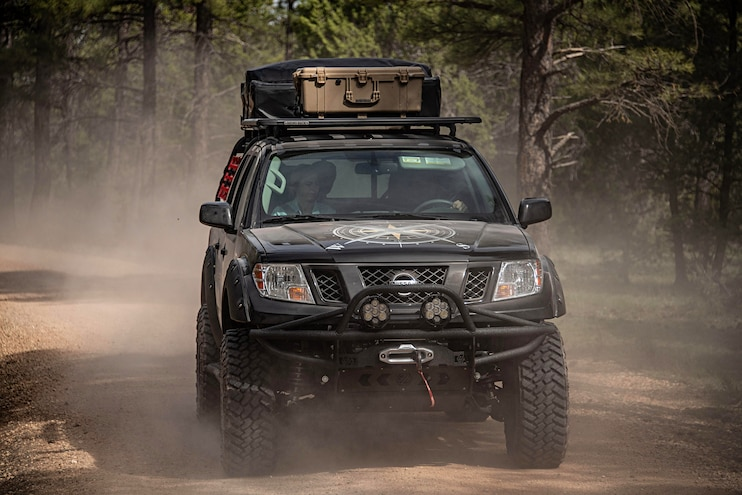 First Drive 2019 Nissan Destination Frontier Off Road