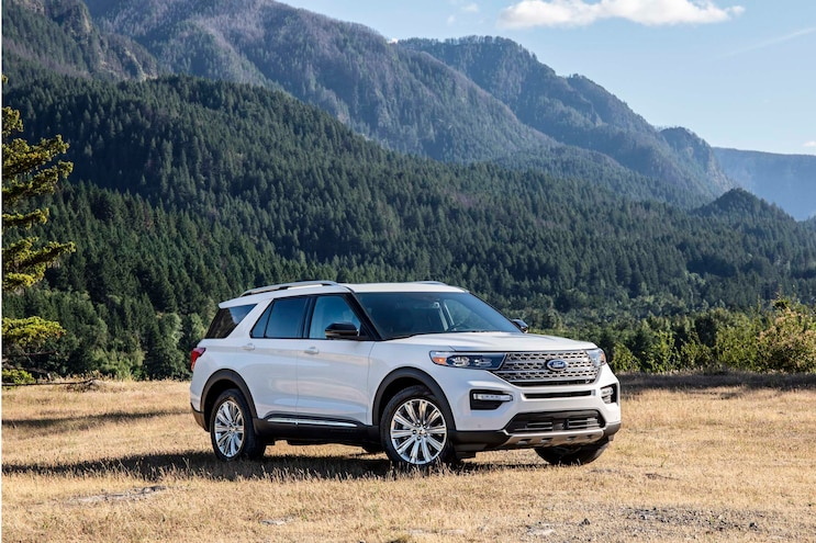 Interview 2020 Ford Explorer Global Chief Engineer Front 3q