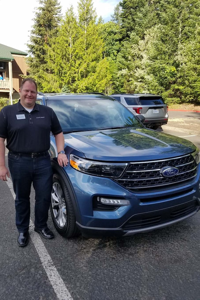 Interview 2020 Ford Explorer Global Chief Engineer