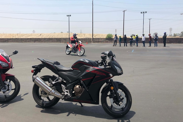 Ramble On Riding A Motorcycle 002
