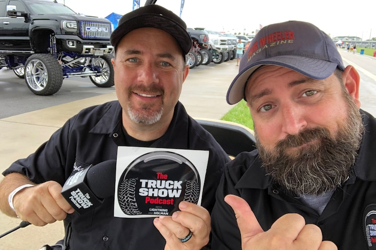Episode 72 of The Truck Show Podcast: The Daytona Truck Meet
