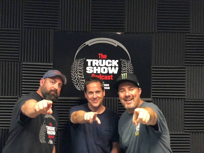 Truck Show Podcast With Guest Episode 079