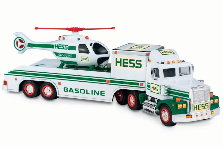 Truck Trend Legends Hess Toy Trucks 1995 Hess Helicopter