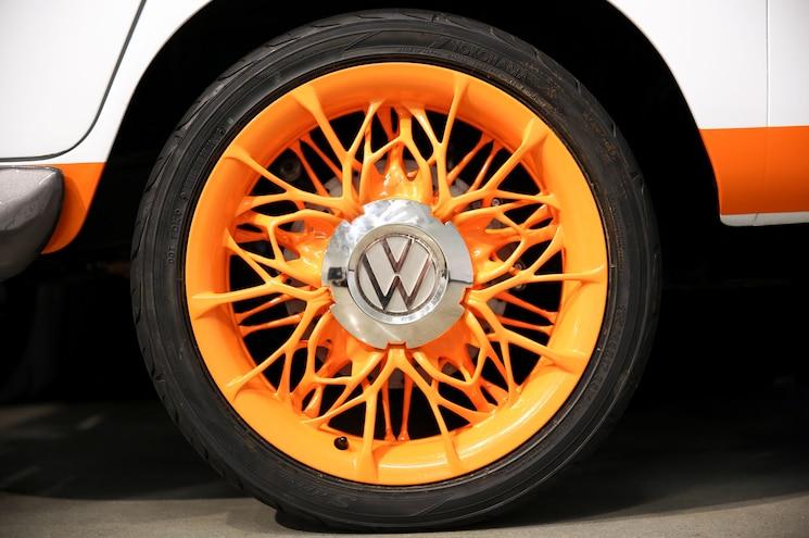 Volkswagen Type 20 Ev Microbus Concept Generative Design Wheels