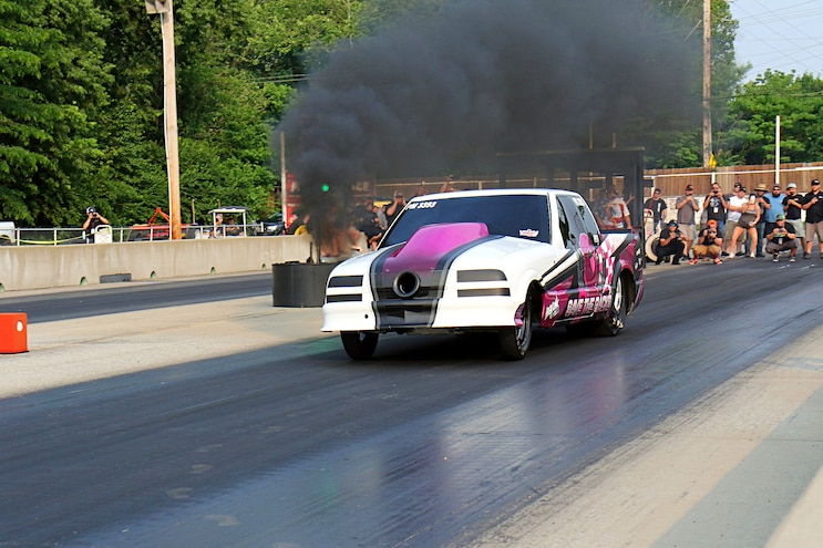First Annual Outlaw Diesel Revenge by Firepunk Diesel