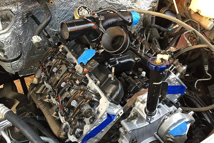 009 Lb7 Duramax Engine Build Part Four